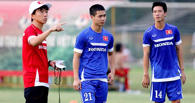 Nc247info tổng hợp: HLV Park Hang Seo ấn tượng U23 Việt Nam dưới thời ông Miura
