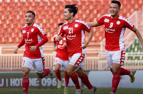 Trực tiếp bóng đá: Hải Phòng vs Quảng Ninh. Quảng Nam vs Bình Dương. V.League 2020