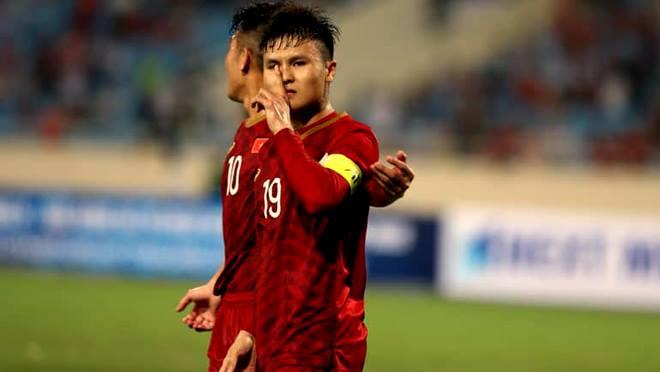 Quang Hải, Đình Trọng vắng mặt ở AFC Cup 2019