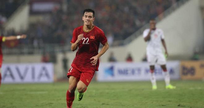 Tiến Linh, DTVN, V League