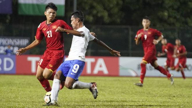 'Sao' U16 Indonesia tin đánh bại U16 Việt Nam, Công Phượng đi vào lịch sử HAGL