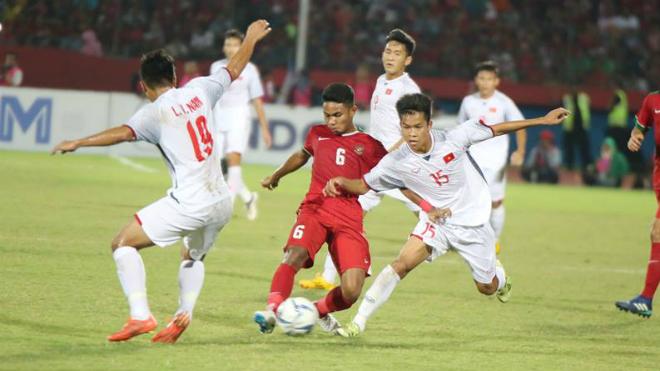 Thua U19 Indonesia, U19 Việt Nam đối mặt với nguy cơ bị loại