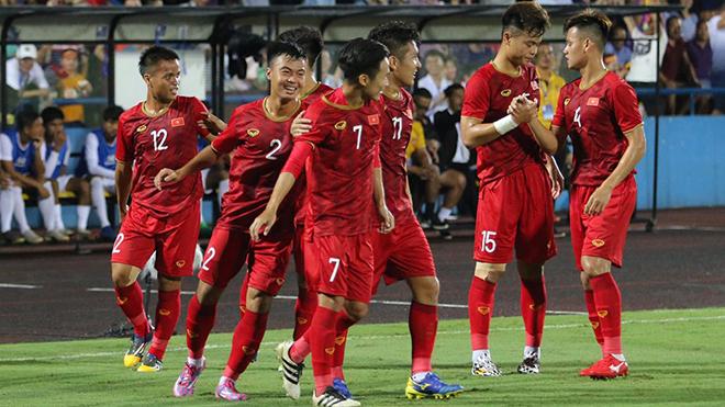 HLV Park Hang Seo vẫn chỉ đạo từ xa U23 Việt Nam dù đang dự King's Cup