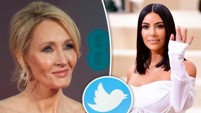 JK Rowling bị chế giễu là ham nổi tiếng không khác gì Kim Kardashian
