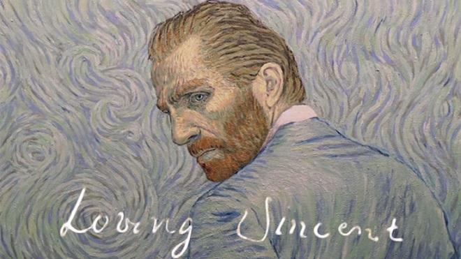 Bật khóc với 'Loving Vincent', phim bằng tranh sơn dầu đầu tiên