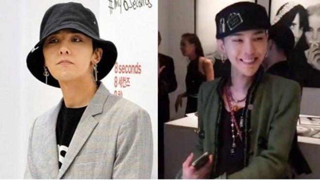 Phát hoảng trước thân hình gầy tựa xác ve của G-Dragon