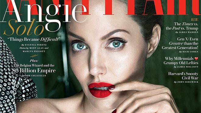 Lên báo 'kể lể' về các con, Angelina Jolie bị chỉ trích. Brad Pitt vẫn đáng nể