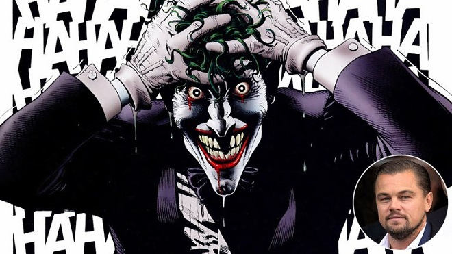 Leonardo DiCaprio có thể sẽ 'hạ mình' làm Joker mới