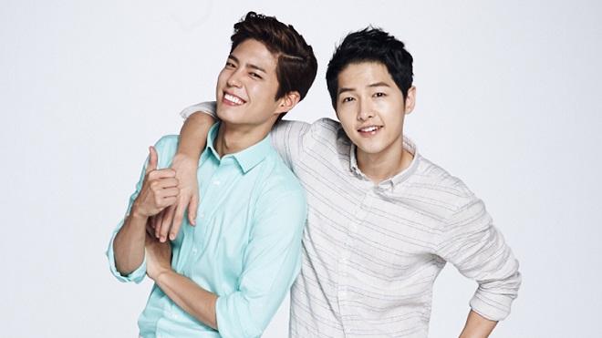 'Người tình tin đồn' Park Bo Gum: Chỉ cần có Song Joong Ki, mọi chuyện đều tuyệt vời