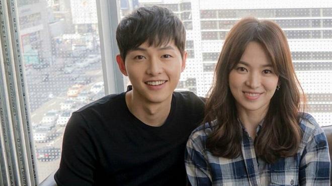 Song Hye Kyo 'thân chinh' tiết lộ lý do yêu Song Joong Ki