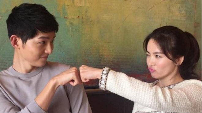 Song Joong Ki và Song Hye Kyo được bình chọn là cặp đôi làm bánh trung thu ngon nhất