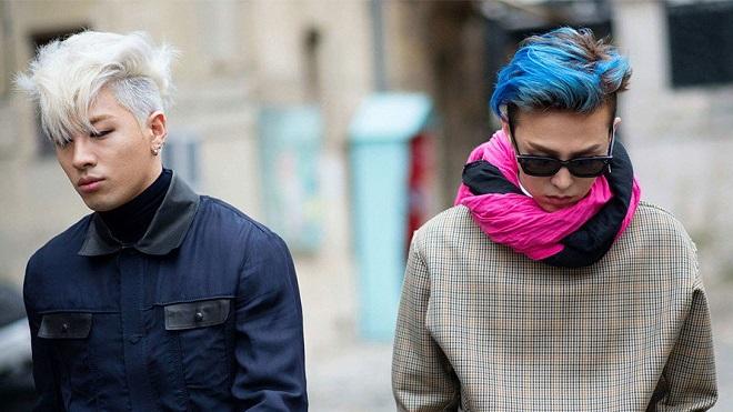 Chính thức có thông tin nhập ngũ của G-Dragon và Taeyang Big Bang