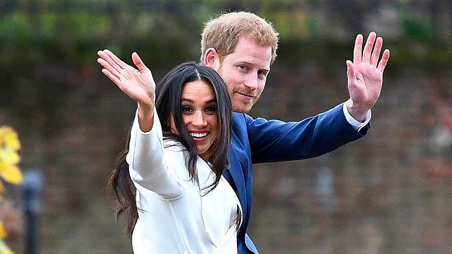 Meghan Markle 'đoạt' giải ứng xử kém nhất năm 2017 khi đi cùng hoàng tử Harry
