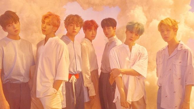 BTS phá kỷ lục doanh thu bán đĩa nhiều năm tại Hàn Quốc