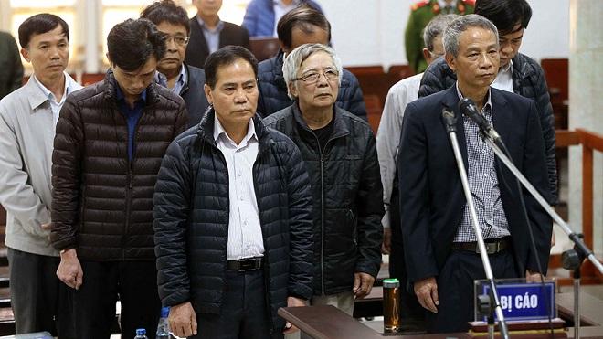 6 bị cáo kháng cáo trong vụ vỡ đường ống nước sông Đà