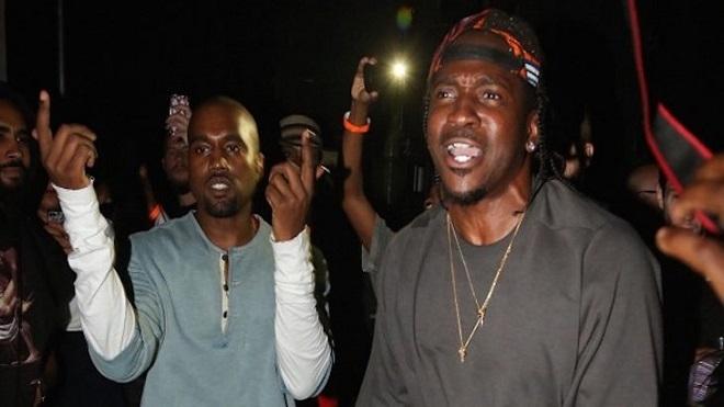 Kanye West mua ảnh ma túy trong buồng tắm làm bìa album, người thân Whitney Houston sốc