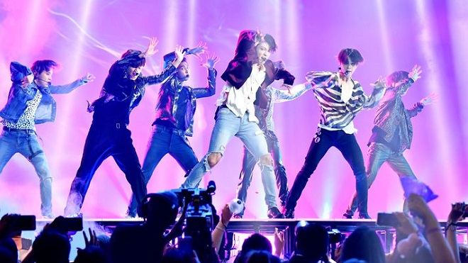 Thành công 'Fake Love' của BTS chủ yếu nhờ fan Việt Nam!
