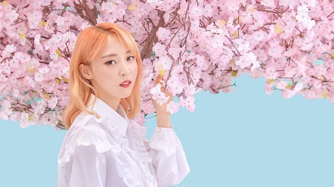 MoonByul của Mamamoo gửi lời chào thân ái, hé lộ dự án đặc biệt tại Việt Nam