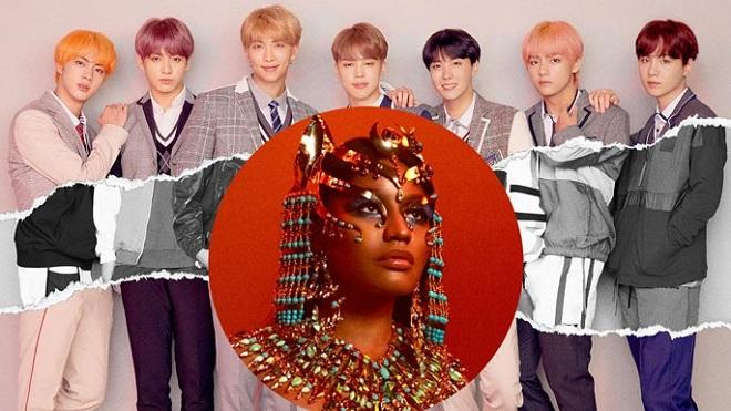 BTS gây bão mạng dồn dập khi tung bản phối 'Idol' với Nicki Minaj