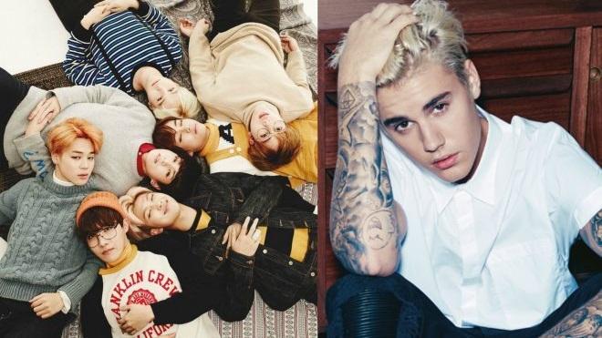 BTS vừa đánh bại kỷ lục mạng bấy lâu nay của Justin Bieber