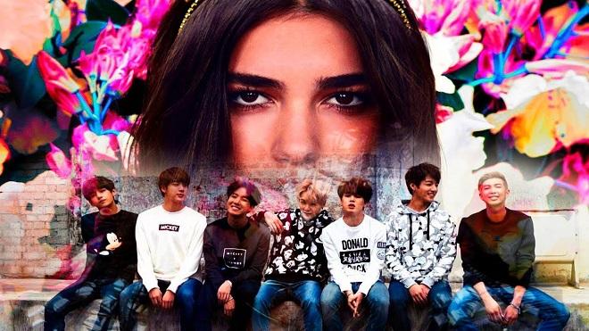 Cộng tác với Black Pink nhưng hóa ra BTS mới là thần tượng lòng Dua Lipa