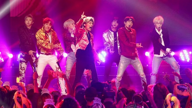 Big Hit Entertainment tích cực lót đường cho BTS vào Grammy?