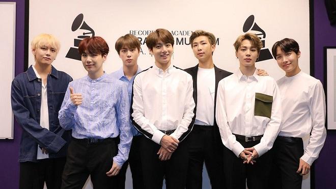 BTS dự kiến đại náo Grammy 2019 với danh sách dự giải khủng