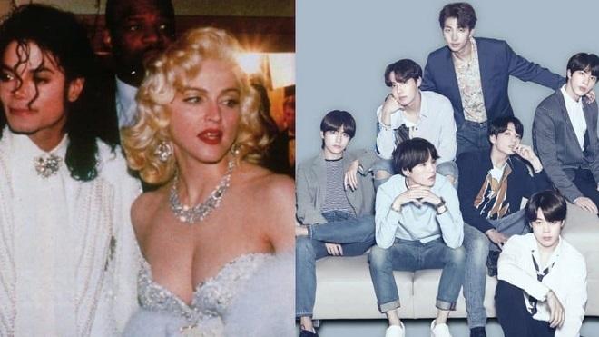 Madonna bật nhạc BTS khi tưởng nhớ… Michael Jackson