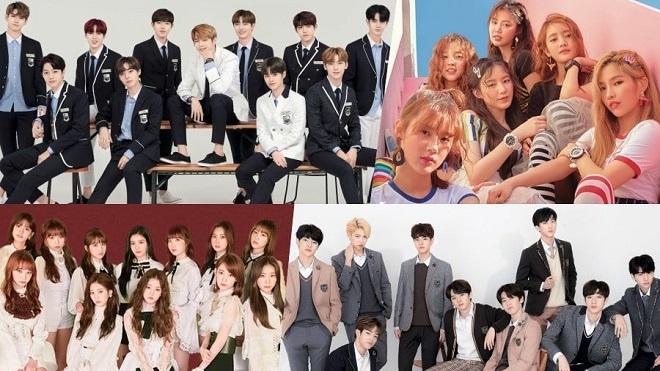 MAMA 2018 công bố danh sách nghệ sĩ diễn ở Hàn Quốc: Đêm của tân binh