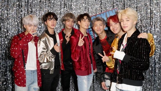 Giải Đĩa Vàng Hàn Quốc thay đổi thể lệ vì sợ BTS ẵm hết giải?