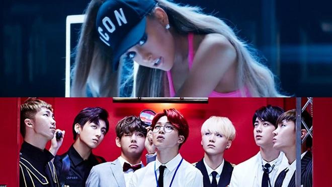 Ariana Grande phá kỷ lục của BTS với ca khúc tri ân những người tình cũ