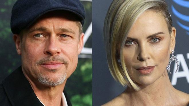 Brad Pitt 'đang hẹn hò với Charlize Theron' qua mai mối từ tình cũ