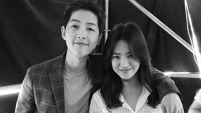 Truyền thông Trung Quốc rộ tin Song Joong Ki và Song Hye Kyo đã ly hôn