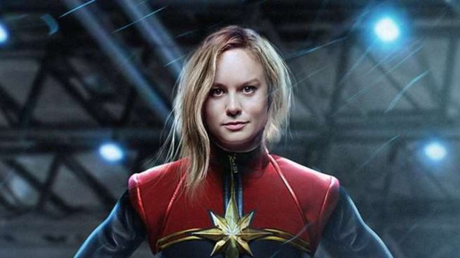 Sự xuất hiện của 'Captain Marvel' vào ngày 8/3 chưa bao giờ quan trọng đến thế