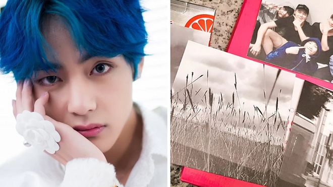 Món quà V BTS tặng ARMY Hàn khiến fan cả thế giới muốn chuyển về xứ kim chi ở