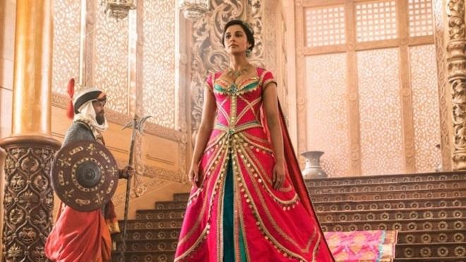 Với một ca khúc trong 'Aladdin', hình tượng công chúa Jasmine đã thay đổi hoàn toàn