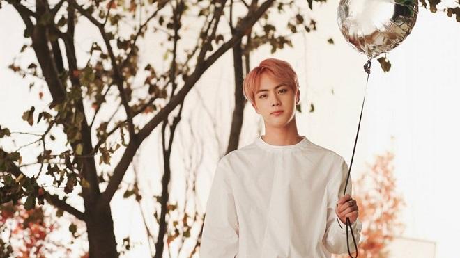 Âm thầm làm việc thiện bấy lâu nay, Jin BTS được UNICEF tôn vinh