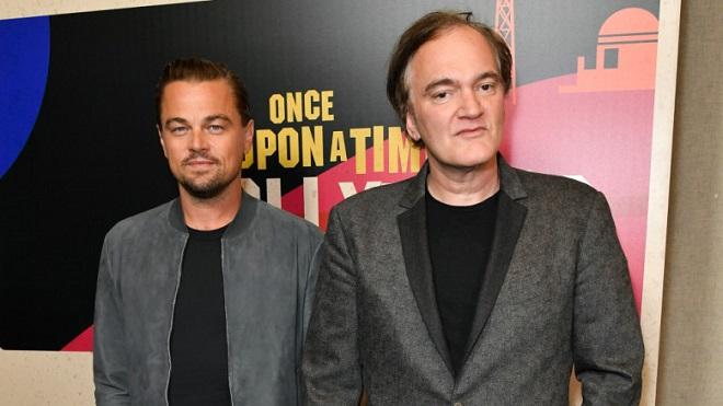 Quentin Tarantino sửa gấp phim có Brad Pitt và Leonardo DiCaprio để tranh giải ở Cannes