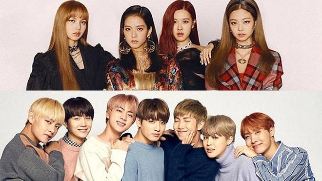 Một lần nữa BlackPink chứng minh họ hơn BTS