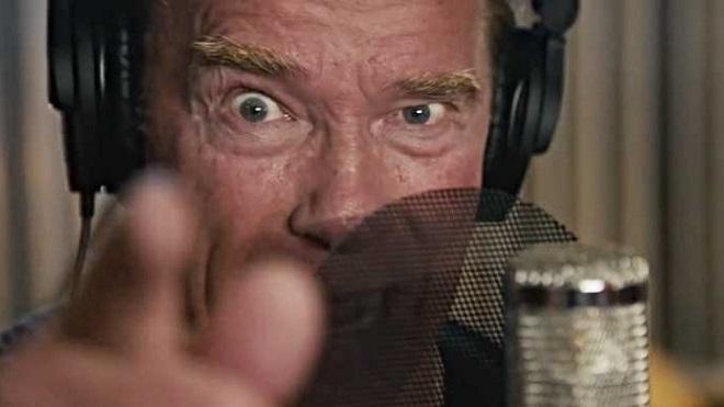 Arnold Schwarzenegger hóa rapper trong MV khiến fan rơi nước mắt