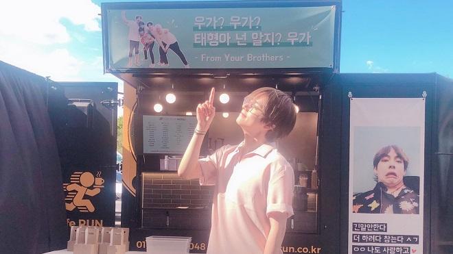 Tị với Jungkook, V nằng nặc đòi hội bạn thân nổi tiếng 'làm màu' khi BTS về Seoul diễn