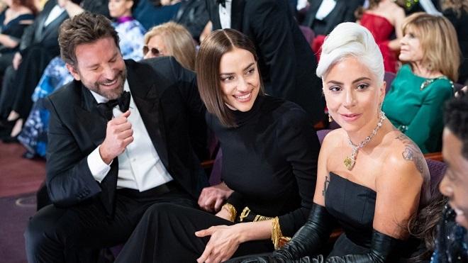 Bradley Cooper và Irina Shayk chia tay sau 4 năm mặn nồng, lỗi tại Lady Gaga?