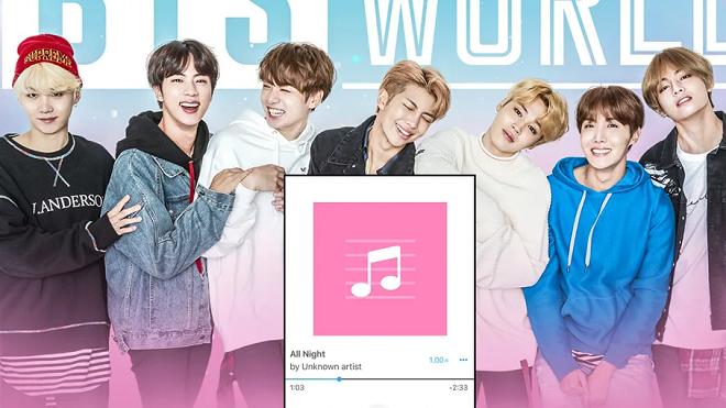 BTS tung ca khúc ngầu chói mắt với Juice WRLD như một phần trong trò chơi 'BTS World'