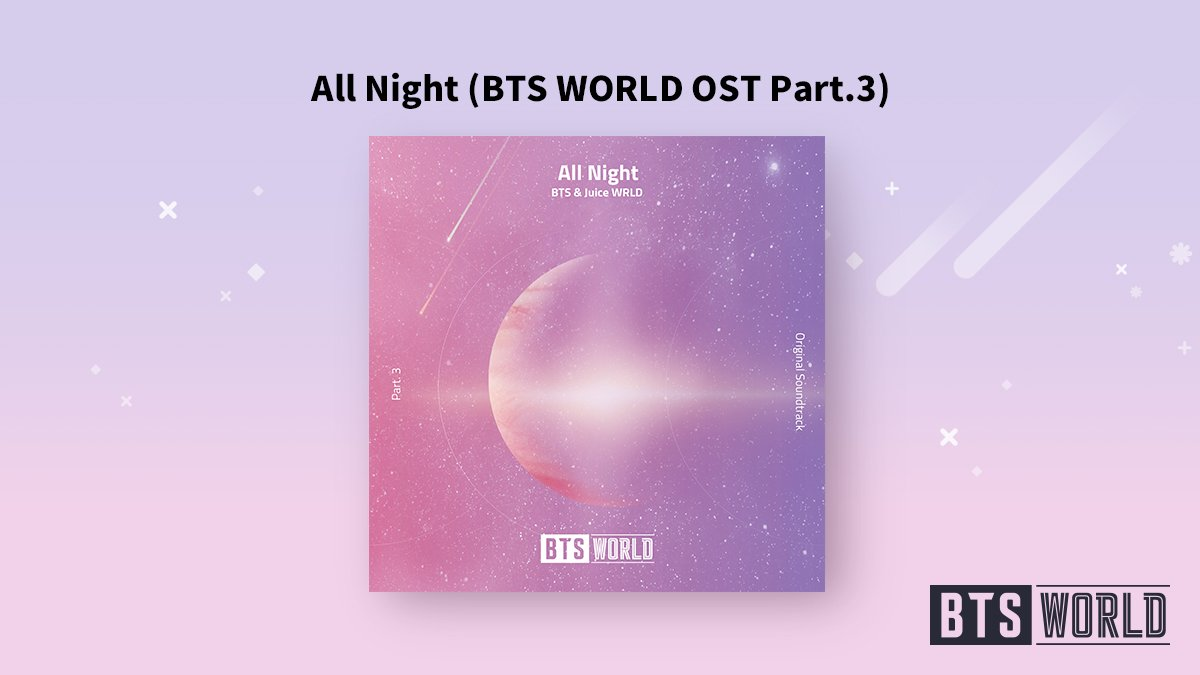 BTS, BTS ca khúc mới, BTS World, BTS Juice WRLD, BTS World World, trò chơi BTS, BTS Juice WRLD, All Night, ARMY, kpop, Dream Glow, A Brand New Day, bts game, game bts, rm