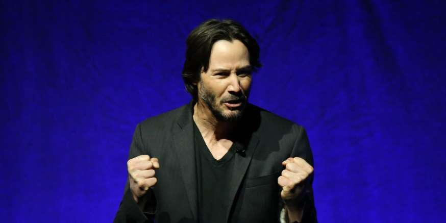 Keanu Reeves,  John Wick: Chapter 3 – Parabellum, Toy Story 4, Marvel (MCU), Spider-Man: Far From Home, Always Be My Maybe, Ali Wrong