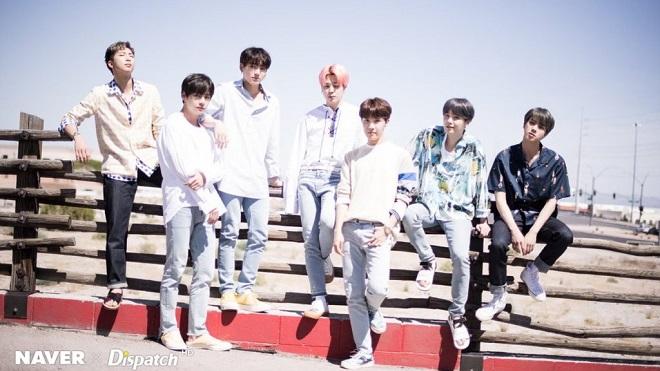 BTS tung ảnh mới, fan trách 'cứ ném thính ầm ầm mà không trượt phát nào'