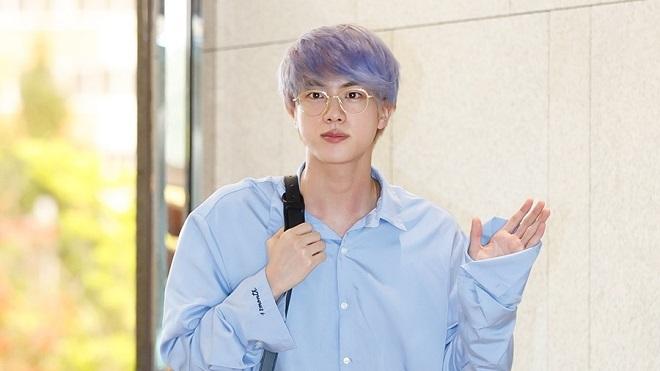 Không nắng mà say, Jin chẳng gia nhập BTS thì hẳn đã là Bae Yong Joon thứ hai của làng điện ảnh