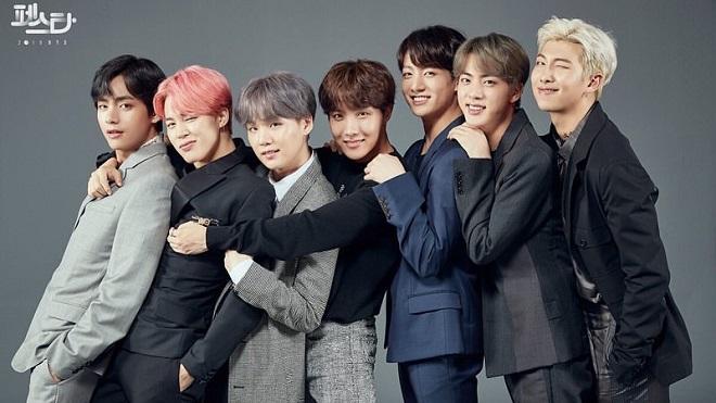 BTS được Tập đoàn Đúc tiền Hàn Quốc làm kỷ niệm chương