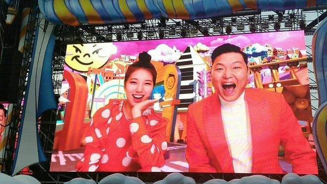 Suzy trở thành kiều nữ mới trong MV của Psy khiến nhiều fan bất bình