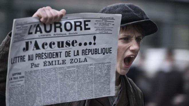 Tranh cãi nảy lửa khi phim về vụ áp bức Dreyfus của Polanski được khởi chiếu tại LHP Venice